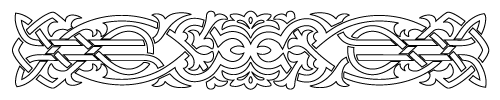 Celtic Knot Design 3