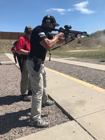 Colorado Firearms Instructors at Ragnar Tactical | Sergeant Dunne