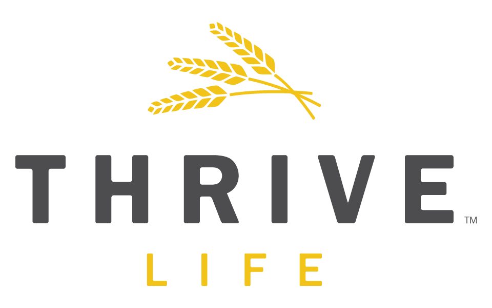 Thrive Food Logo