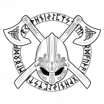 Colorado Firearms Classes by Ragnar Tactical | Helm & Crossed Axes Symbol